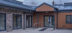 Bright Futures School in Greenfield, School for Children with Autism - the new building