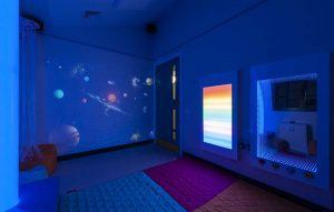 Bright Futures School - sensory room