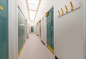 Bright Futures School - corridor